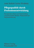 Mabuse Pflegequalität durch Professionsentwicklung