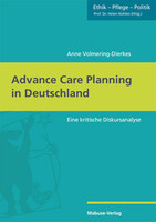 Mabuse Advance Care Planning in Deutschland